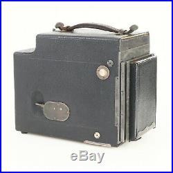 Folmer & Schwing RB Auto Graflex 3¼ x 4¼ Camera with Kodak 7½ 190mm f4.5 Lens