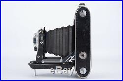 Franka Rolfix II 6x9 Camera with Rodenstock Trinar 105mm f/3.5 Lens RARE V19