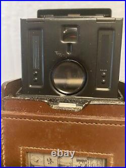 German made TWIN LENS ROLLEIFLEX with Zeiss 3.5F 75mm lens & ACCESS