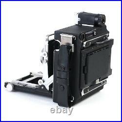 Graflex Crown Graphic 2x3 Press Camera with Kodak Ektar 101mm f4.5 Lens