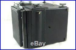 Graflex Super D 3 ¼ x 4¼ Camera with Kodak Ektar f4,5 152 mm Lens
