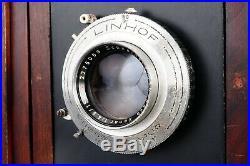 Gundlach Manhattan Korona View 4x5 Camera with Schneider Xenar 150mm f4.5 Lens