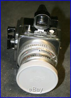 HASSELBLAD Super Wide C Camera With Biogen 14,5 Carl Zeiss 38mm Lens