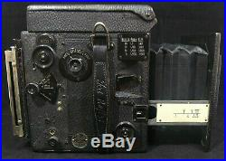 Ica Reflex Camera Carl Zeiss Jena Tessar lens 14.5 F = 15cm 150mm VINTAGE, NICE