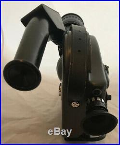 Incredible Beaulieu R16 Electric 16mm Cine Camera & SOM Berthiot Pan-Cinor Lens