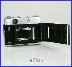 KODAK Retina IIIC Type 028 35mm Film Camera with Heligon C f2/50mm Lens (YZ49)