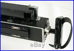 KONAN Minolta Camera Laboratory prototype 3D stereo 24x36 Toppan SC-9C 13 lenses