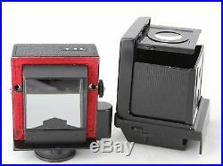 Kiev 6C TTL Arsenal vintage SLR camera & prism viewfinder & WLF, lens Volna-3 MC