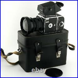 Kiev 88 MIR 3V 3,5/65mm Lens Vintage 120 Film Camera Medium Format