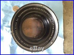 Kodak Aero Ektar 178mm (7) F/2.5 Lens