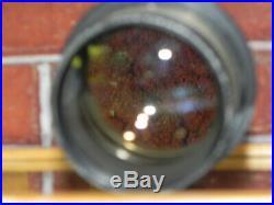Kodak Aero Ektar 7 F-2.5 Vintage Camera Large Ariel Lens