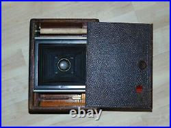 Kodak Cartridge Nr. 4 Eastmann Plattenkamera Kodak Co U. S. A. Lens Objektiv Doppel
