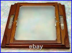 Konona 6.5 x 8.5 Whole Plate Film Large Format Camera with two lens