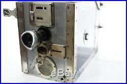 LE PARVO A. DEBRIE Modelle JK 35mm. Camera with Cassar 7.5cm(75mm)/3.5 lens