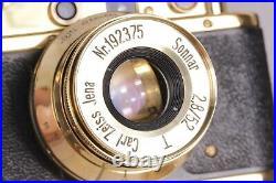 Leica Film camera, Lens f2.8/52 mm Vintage rare camera