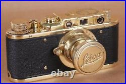 Leica Kriegsmarine Camera lens Leitz Elmar 50mm f/3.5 Vintage (Zorki copy)