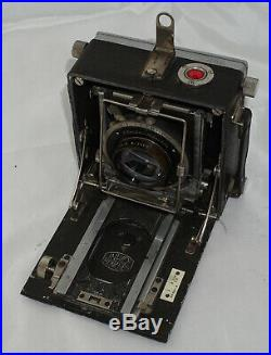 Linhof Technika II 6x9cm Folding Camera with Schneider Xenar f2.9 10.5cm Lens