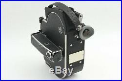 MINT Bolex H16 Reflex REX-5 Professional Kinotar 12.5 25 50 mm 3Lens Japan D08