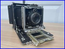 MPP Micro Technical Camera 5x4 Schneidar Kreuznach Xenar 4.5/180 lens