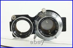Mamiya C22 Professional TLR Film Camera / Sekor 105mm F3.5 Lens from JAPAN