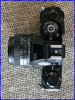 Minolta X-700 MPS 35mm Film Camera body MD 50mm f/1.7 Lens VINTAGE