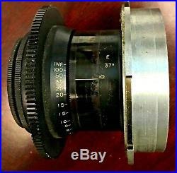 Mitchell BFC Cooke FL mm 37 Degree 65/70mm Format Todd-AO Cine Lens
