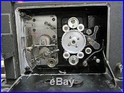 Mitchell Movie Camera GC, OSS WW2, Complete Kit, all original, 35mm, 2 lenses