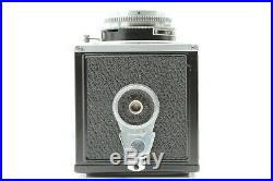 N MINT RICOHFLEX Model VII TLR Film Camera with 80mm f/3.5 Lens From JAPAN #191