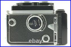 N. MINT Rolleiflex 6x6 TLR Camera w Xenar 75mm f3.5 Lens from Japan #359