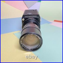 NALCOM FTL Super 8 Professional Cine Camera F1.8 8-65mm Shinkor Fixed Zoom Lens