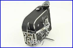 NEAR MINT- in Box BOLEX H16 Reflex 16mm Movie Film Camera with 3Lens from JAPAN