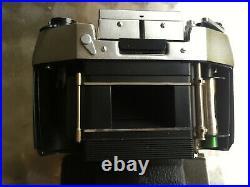 NICE! PENTACON Camera EXA Ib 1b & lens PENTACON auto 1.8/50 MC M42 BOXED