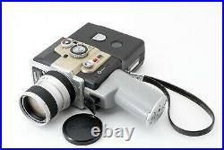 Near Mint Canon 518SV Single 8 8mm Film Movie Camera Zoom Lens from Japan