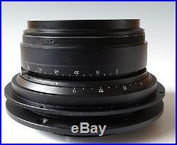 Nikon Apo-Nikkor 760mm F11 View Camera Lens Vintage Wet Plate 16x20 RARE