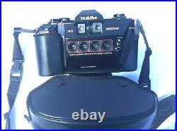 Nishika 3-D N8000 30mm Quadra Lens System Made In Japan