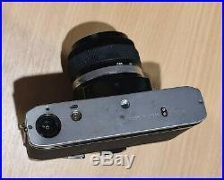 OLYMPUS OM10 35mm FILM CAMERA + 50mm LENS Vintage Read #16
