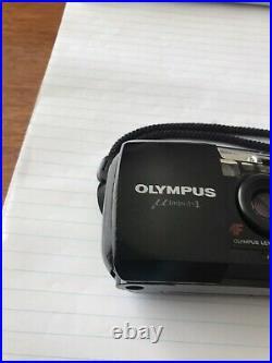 OLYMPUS U mju -1 Point & Shoot Vintage 35mm Film Camera Olympus F13.8 lens