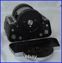 Panon Wide Angle 140 Degree 120 Film Panoramic Camera with Hexanon 50mm f2.8 Lens
