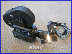 Pl Mount Arr III Arriflex 35mm Movie Camera, Mag, Pl Lens, Production Kit