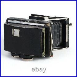 Plaubel Makina I 6x9 Folding Camera with Anticomar 10cm 100mm f2.9 Lens (Read)