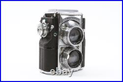 RARE! Zeiss Contaflex 860/24 TLR Camera with 5cm f/1.5 Sonnar Lens