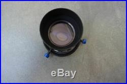 Rare Bolex anamorphic Anamorphot Lens 8/19/1.5x Moller Cine 8mm16mm Micro 4/3