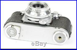 Robot Royal 36 Mod III with Lens Schneider Xenar 2.8/45mm With Casse