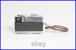 Rollei 35 Film Camera withTessar 40mm f3.5 Lens, Singapore Chrome #349