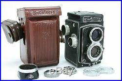 Rollei Rolleicord IV, vintage 6x6 TLR camera, lens Schneider Xenar 3.5/75mm
