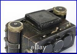 Rollei Rolleidoscop stereo camera 6x13 Lens Zeiss Tessar #2