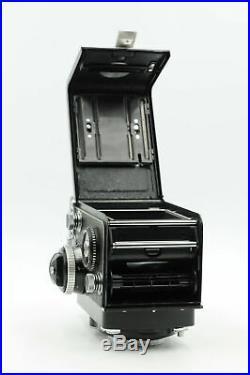 Rollei Rolleiflex 2.8F TLR Twin Lens Reflex Camera with80mm f2.8 Xenotar #504