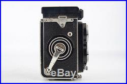 Rollei Rolleiflex 3.5 A MX Type 1 6x6 TLR Camera w Tessar 7.5cm f/3.5 Lens V14