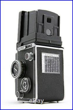 Rollei Rolleiflex 3.5F model III, vintage 6x6 camera, lens Zeiss Planar 3.5/75mm
