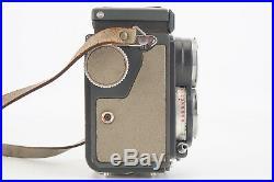 Rollei Rolleiflex 4x4 Grey Baby TLR Camera Schneider Xenar 60mm f/3.5 Lens V09